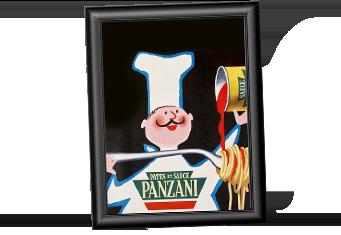 La saga Panzani