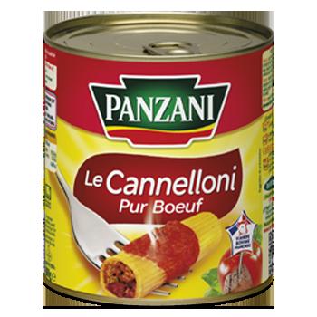 Cannelloni pur boeuf