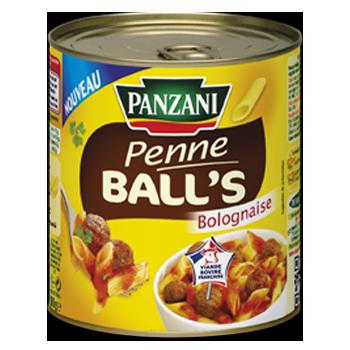 Penne ball's bolognaise