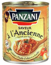 Ravioli Panzani à l'ancienne