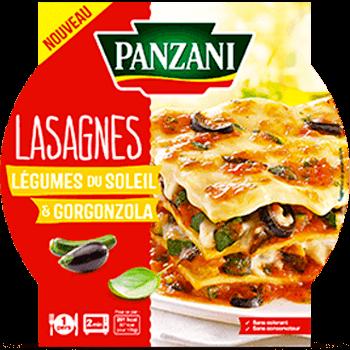 Lasagnes Légumes du Soleil & Gorgonzola