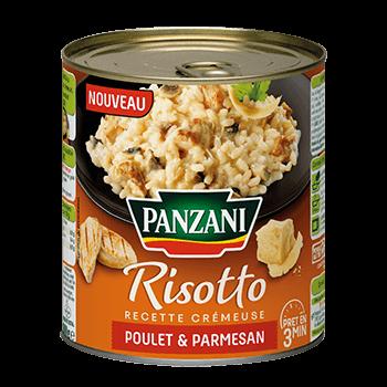 Risotto Poulet & Parmesan