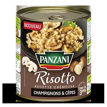 Risotto Champignons & Cèpes